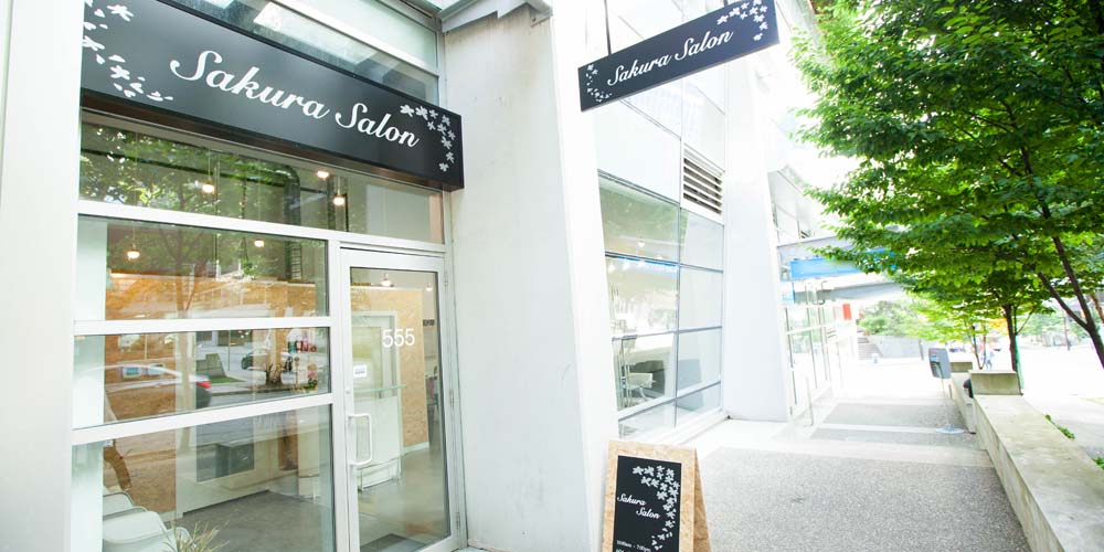 Sakura salon vancouver for A salon vancouver